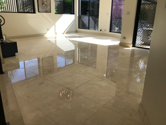 Marble After