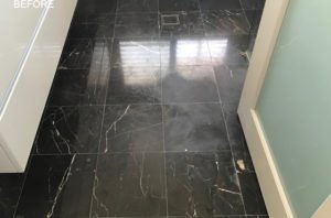Etched Marble Floor Sydney