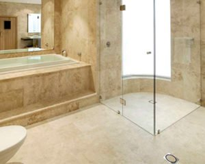 travertine honing sydney